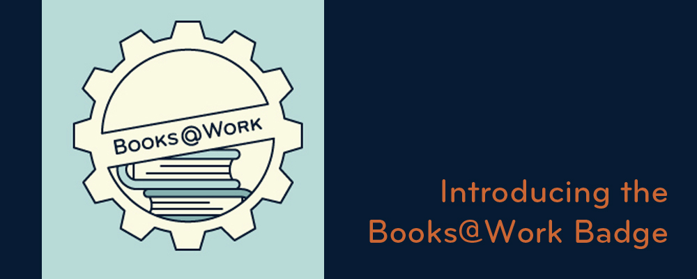 The Books@Work Badge