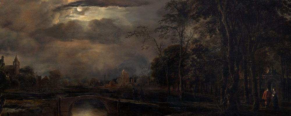 """A Text at Work: Zadie Smith's """"Moonlit Landscape with Bridge"""""""