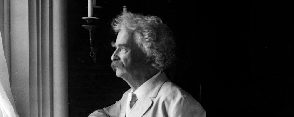 """A Text at Work: Mark Twain's """"The £1,000,000 Bank Note"""""""