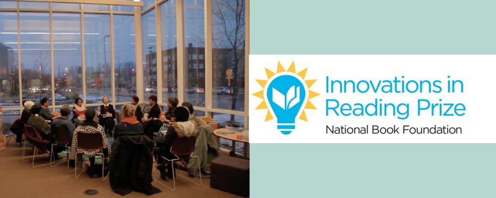 Books@Work Honored As An Innovator by the National Book Foundation